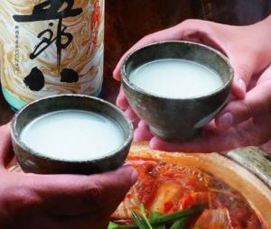 にごり酒日本酒違い